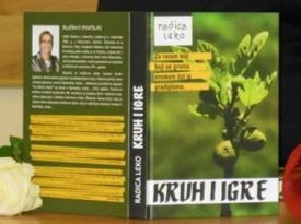 """Najava predstavljanja romana Radice Leko """"Kruh i igre"""""""