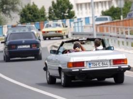 U Širokom Brijegu održan 2. Mercedes Meeting Hercegovina