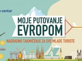 Moje putovanje Europom: Otvoren poziv za nagradno natjecanje EU info centra